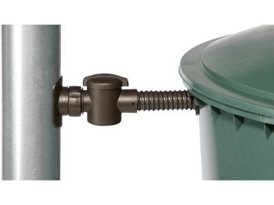 Rain Collector Speedy fit water butt filter for circular downpipes