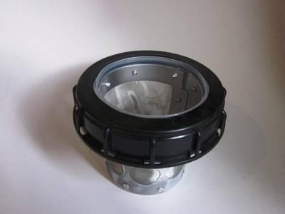 IBC fine mesh inlet lid filter pack - 110mm compatible