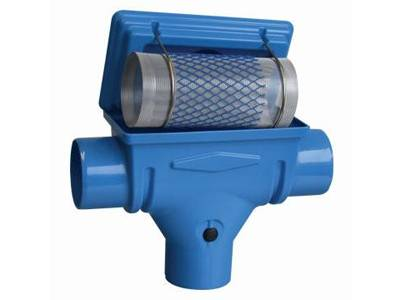 Commercial Rainwater Harvesting Filter - 1 stage - 110mm CF -150m2